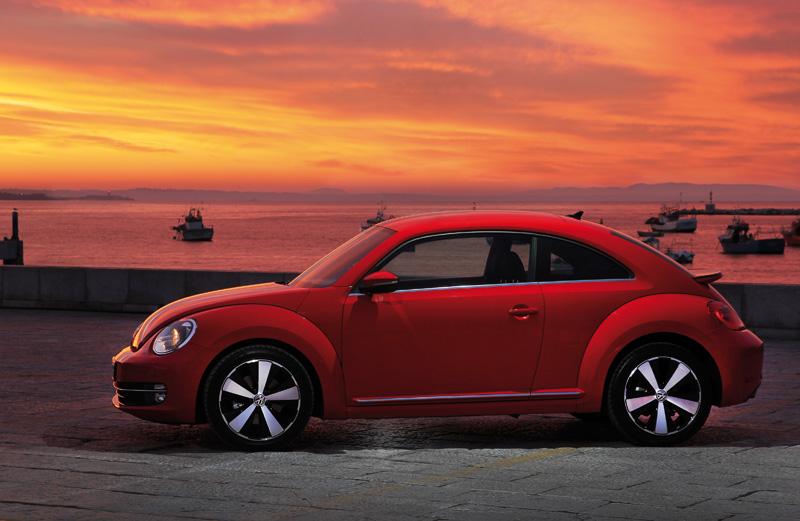 Cambios en la gama Volkswagen 2013