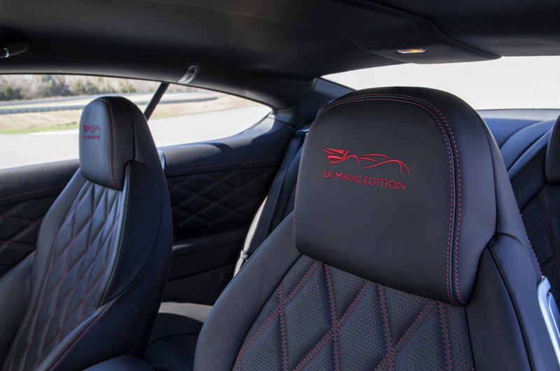 Bentley edición limitada Le Mans