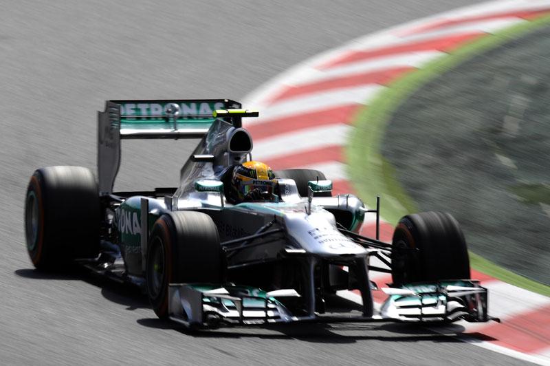 GP España 2013: jornada de calificación