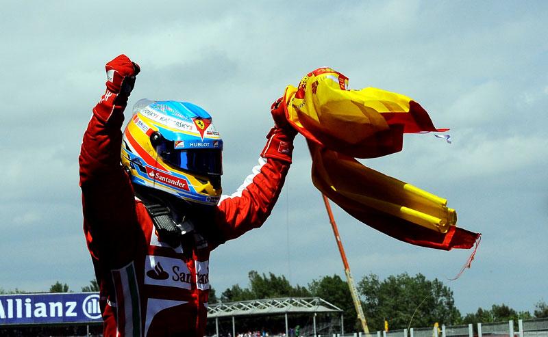 GP España 2013: victoria absoluta de Alonso