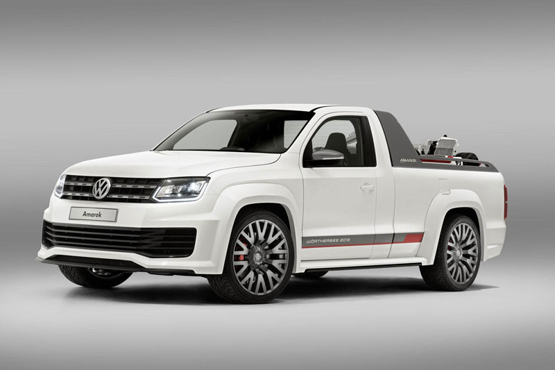 Volskwagen Amarok Power Pickup Concept