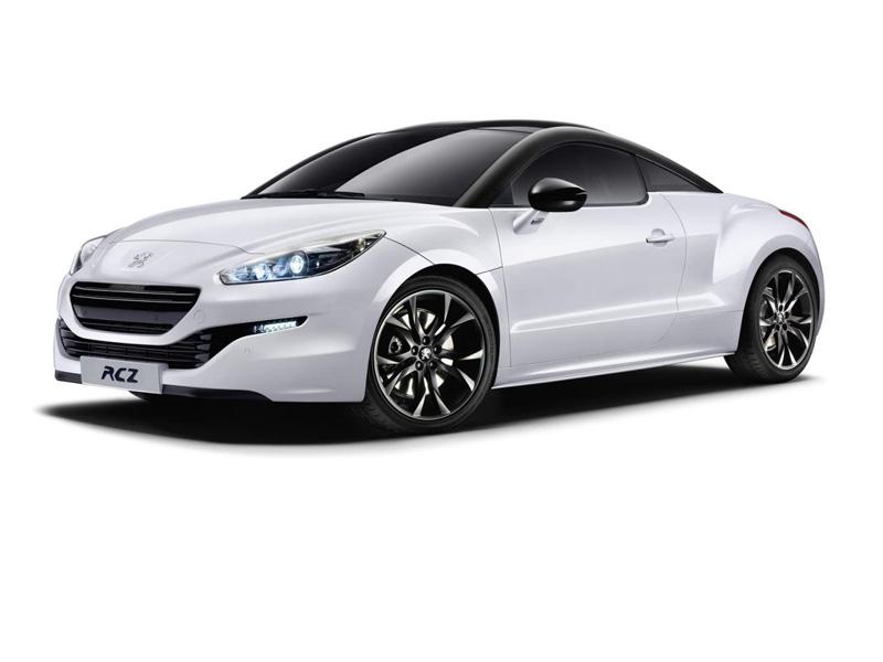 Peugeot RCZ Magnetic Edition