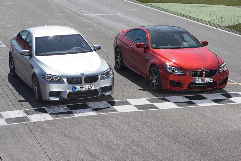 BMW M5 y M6 Competition Package