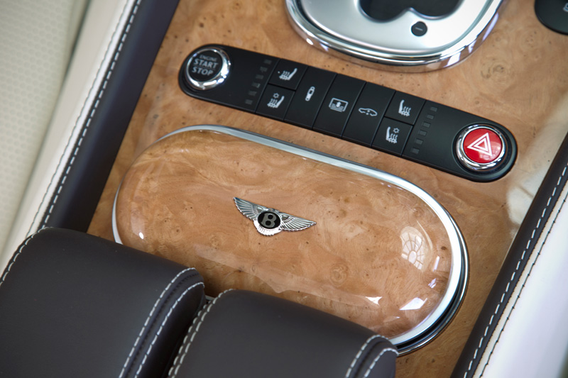 Bentley Continental Flyling Spur, lo probamos