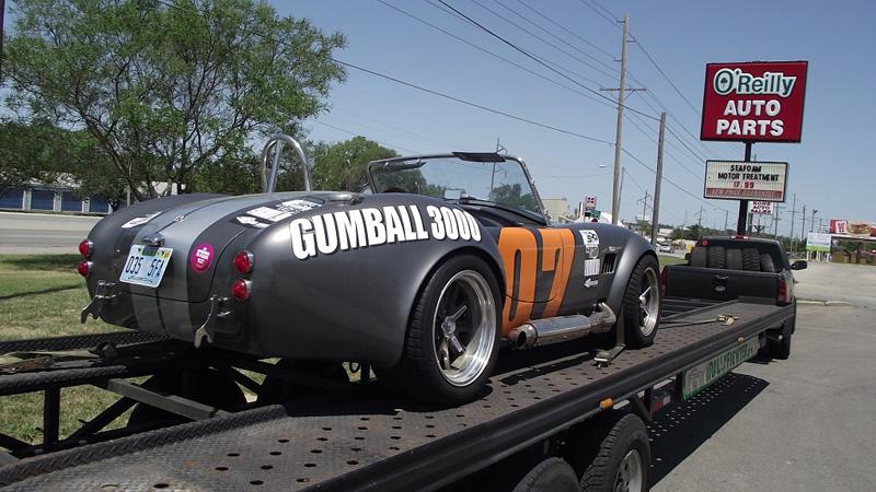 Gumball 3000, la carrera de los famosos