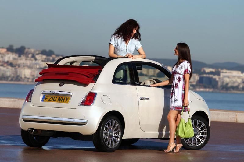 Fiat 500 C Cabrio
