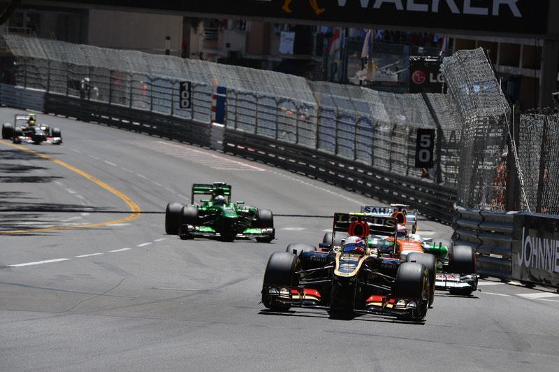 GP Mónaco: la carrera