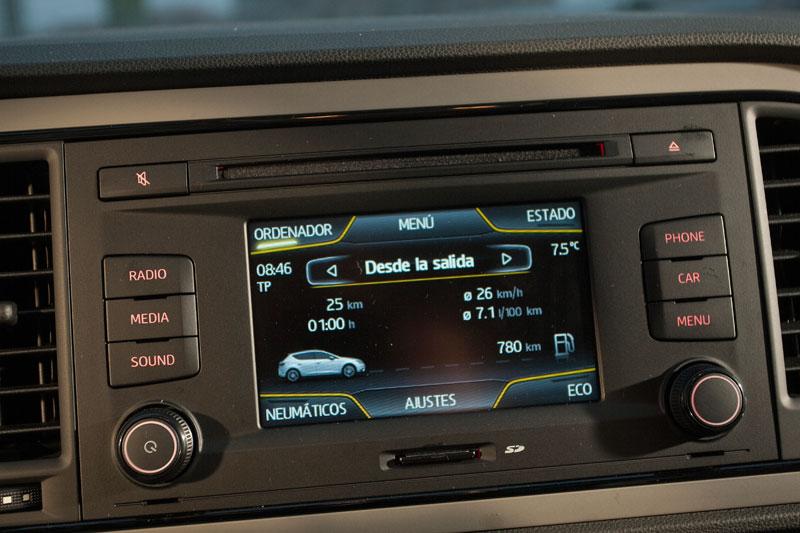 Prueba: Seat León 1.6 TDi, como un mechero