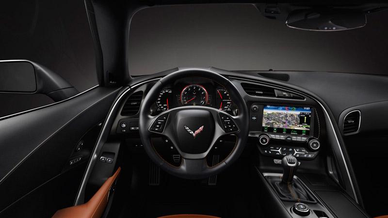 Chevrolet Corvette Stingray, gran potencia
