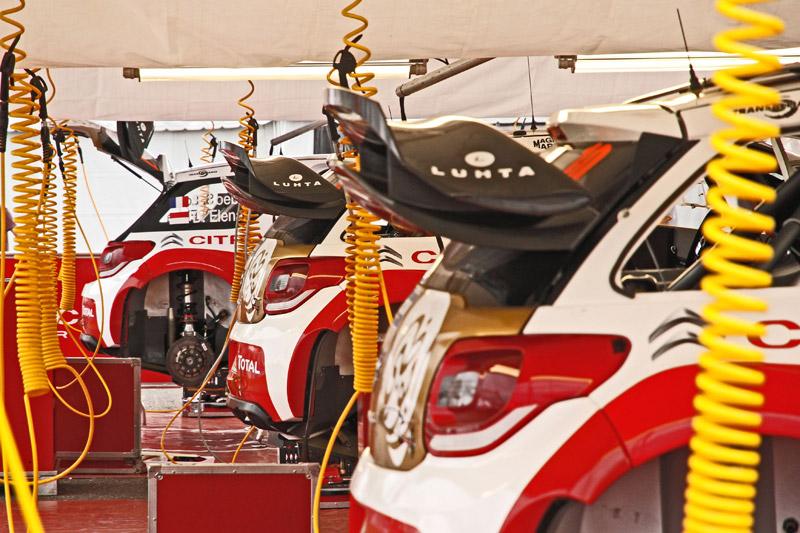 Previo Rallye Acrópolis 2013