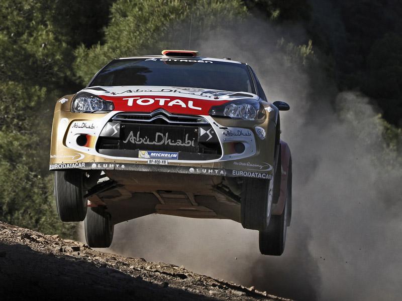 Rallye Acrópolis 2013: viernes