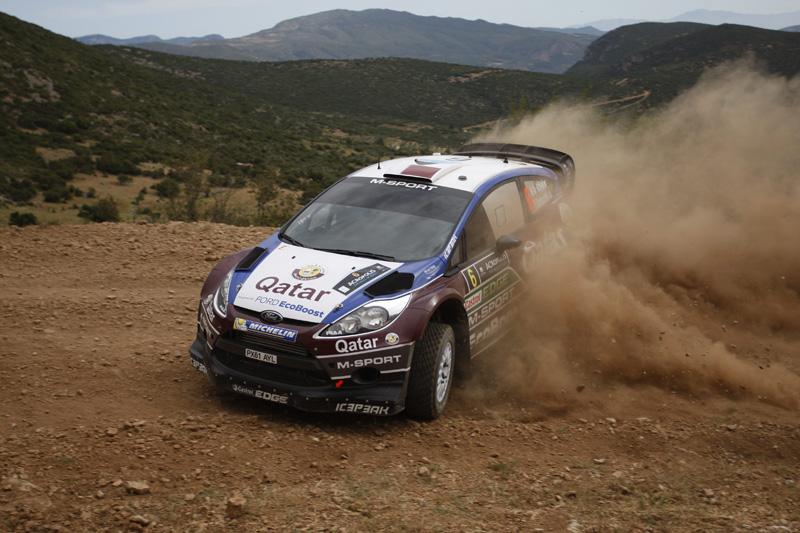 Rallye Acrópolis 2013: domingo