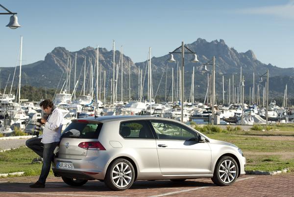 Prueba: Volkswagen Golf 1.4 TSI/140 DSG/7, el gran dictador