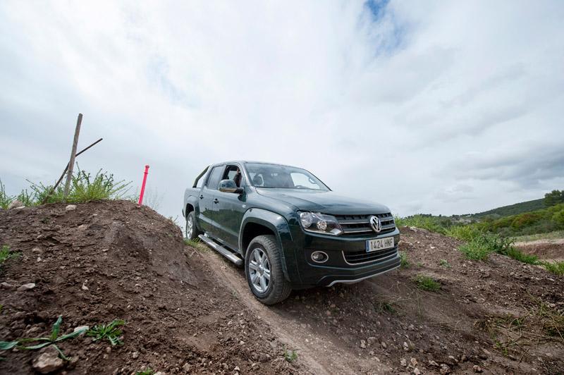 VW Vehículos Comerciales 4Motion