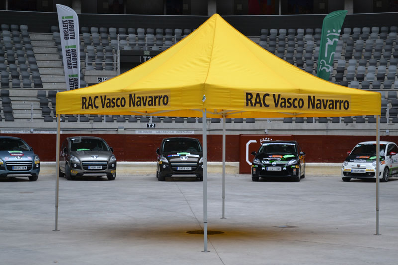 V Eco Rally Vasco Navarro 2013