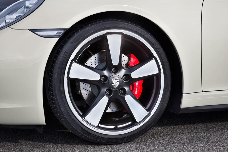 Porsche 911 50 Aniversario Edición Especial