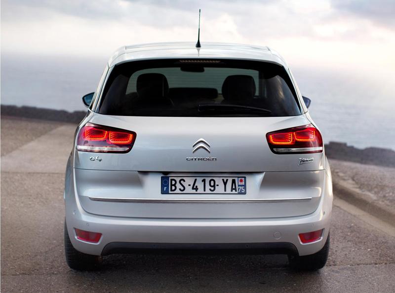 Citroën C4 Picasso II, precios para España