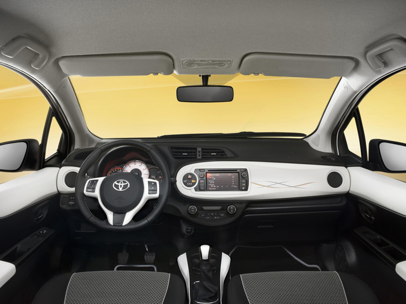 Toyota Yaris Soho, estilo urbano