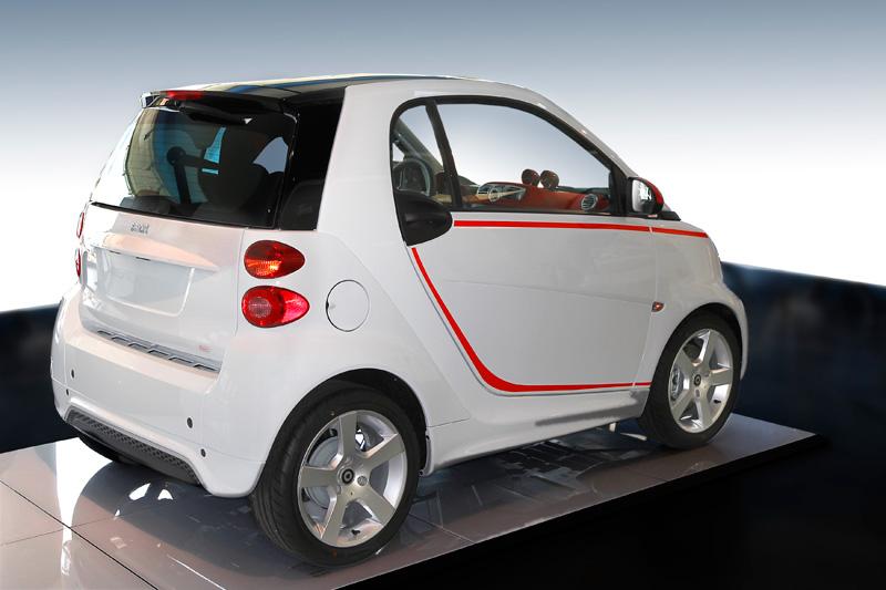 Smart Ushuaïa Limited Edition