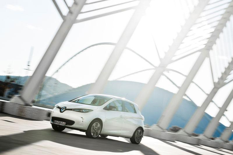 Renault ZOE, el eléctrico 100% revolucionario