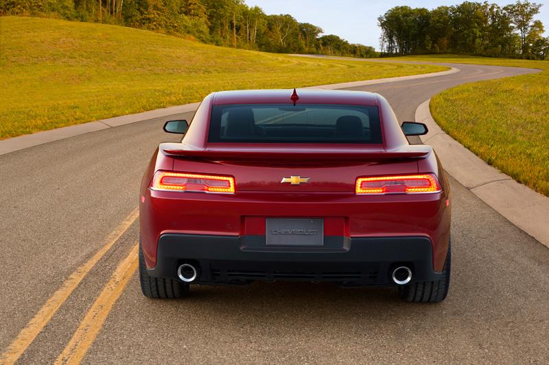 Nuevo Chevrolet Camaro: llega a finales de año