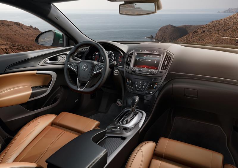 Nuevo Opel Insignia 2013