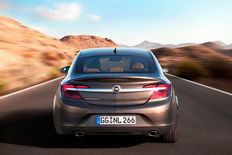 Nuevo Opel Insignia 2014