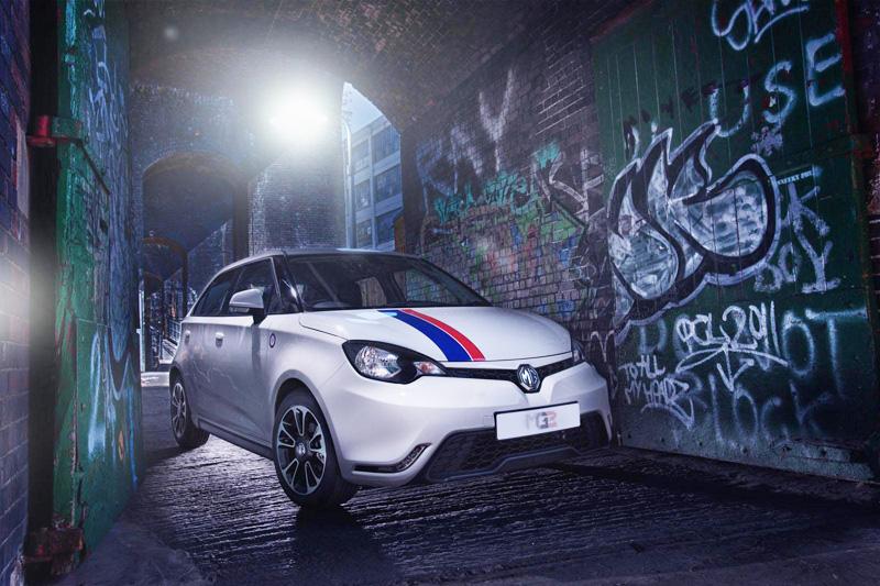 MG3 2014, ¿el regreso definitivo de MG a Europa?