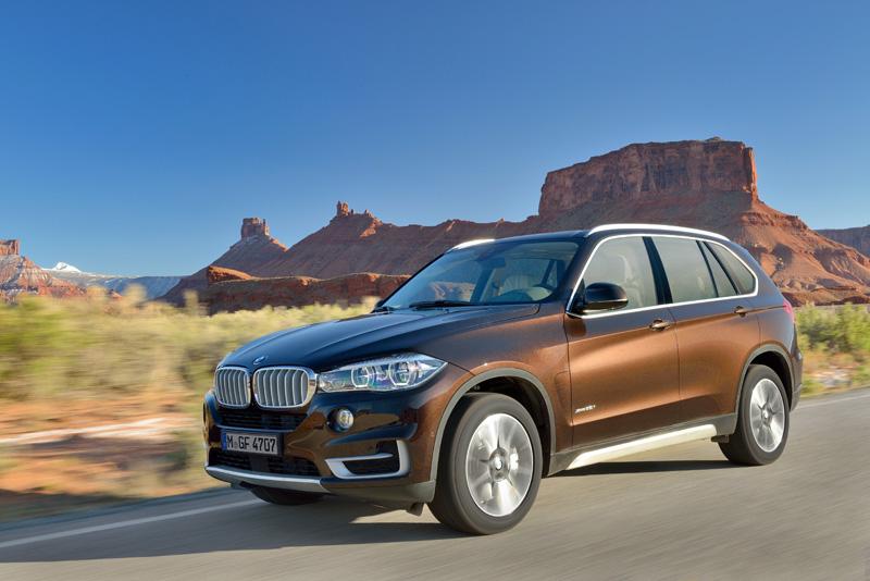Así serán los nuevos BMW X SUV