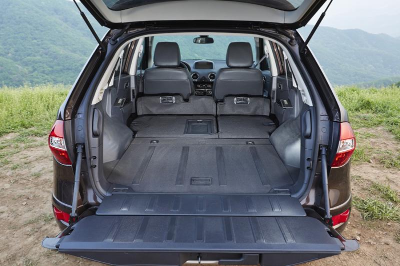 Nuevo Renault Koleos 2014, más moderno