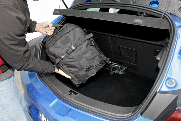 Prueba: Opel Astra OPC, adrenalítico