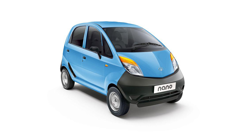 Tata Nano 2014, el más barato se renueva