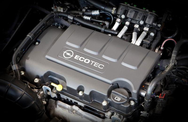 Gama GLP de Opel
