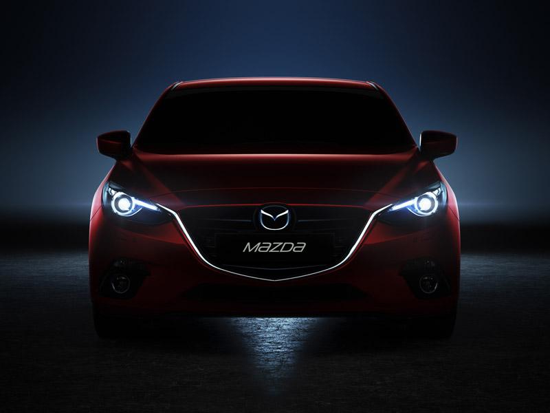 Mazda 3 2013 5p