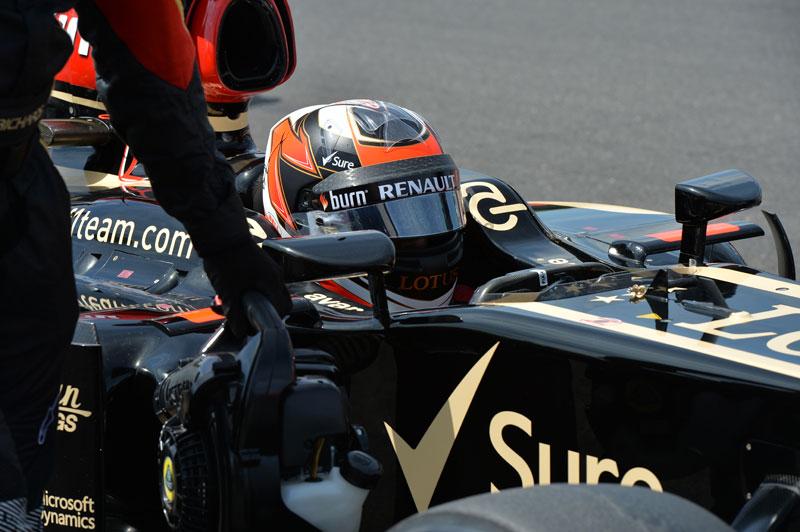 GP Gran Bretaña: la carrera
