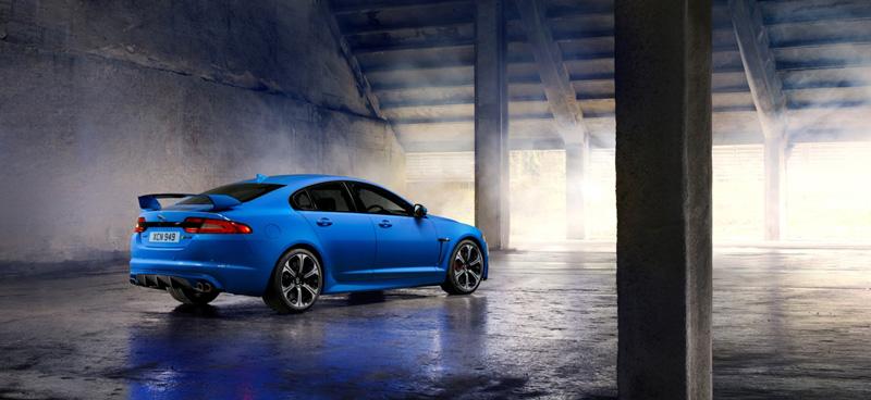 Jaguar XFR-S, a la venta por 126.202 euros