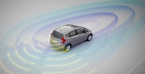 Escudo de Protección Inteligente del nuevo Nissan Note