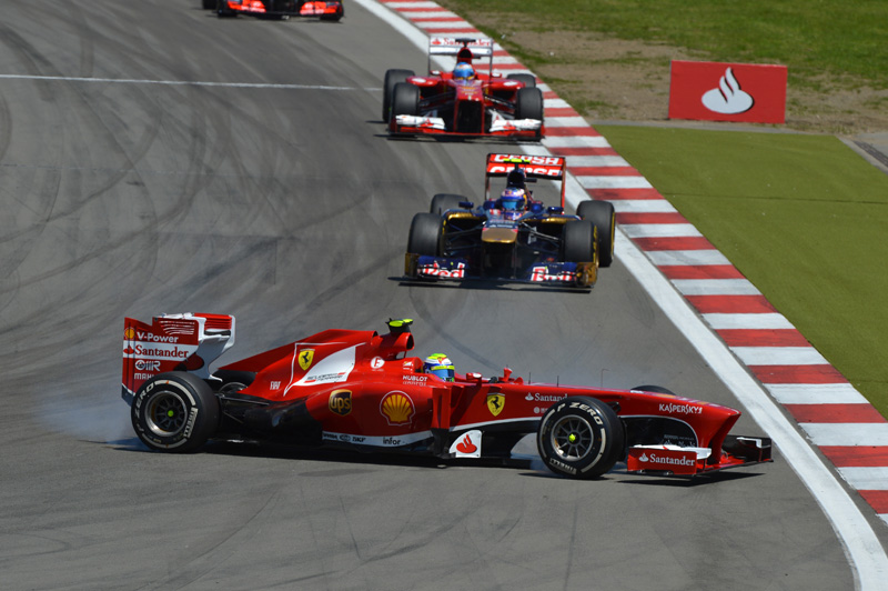 GP Alemania: la carrera