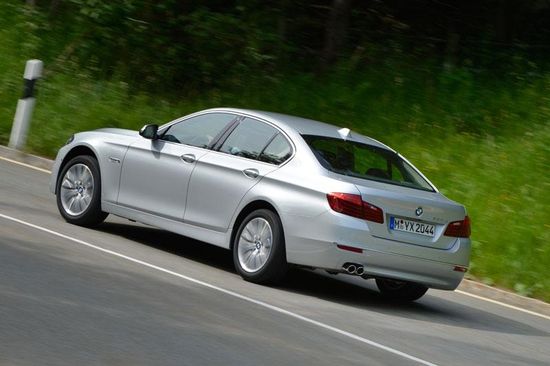 Contacto: BMW Serie 5, mejorando lo presente