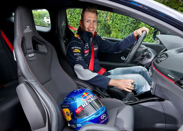 Renault Megane Red Bull Racing RB8