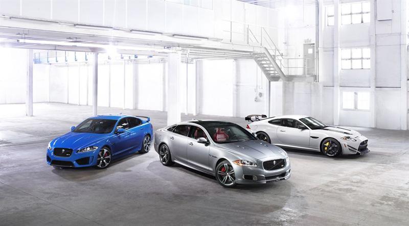 Jaguar Goodwood 2013 y nueva versión F-Type