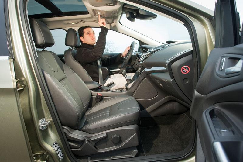 Prueba: Ford Kuga 2.0 TDCi 4x4