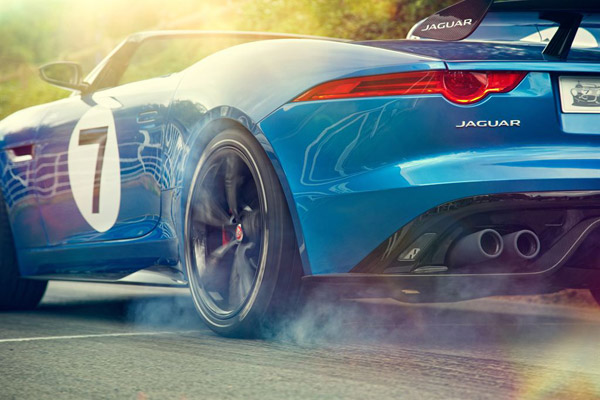 Jaguar Concept Project 7