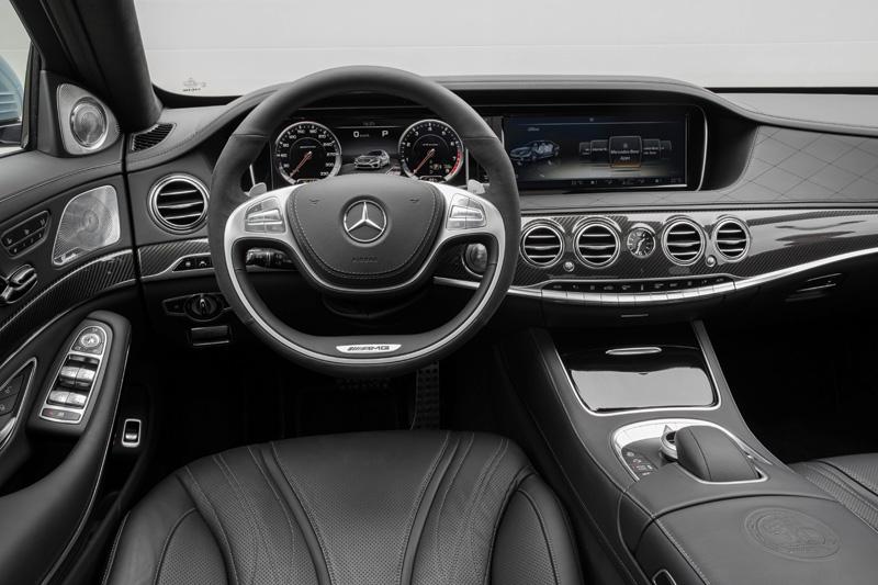 Nuevo Mercedes S63 AMG, orgía de lujo deportivo