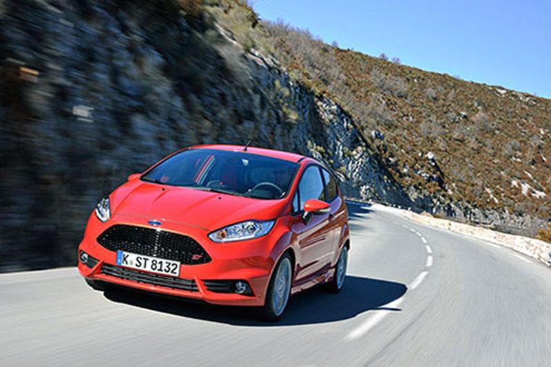 Paquete Mountune para el Ford Fiesta ST y el Focus ST