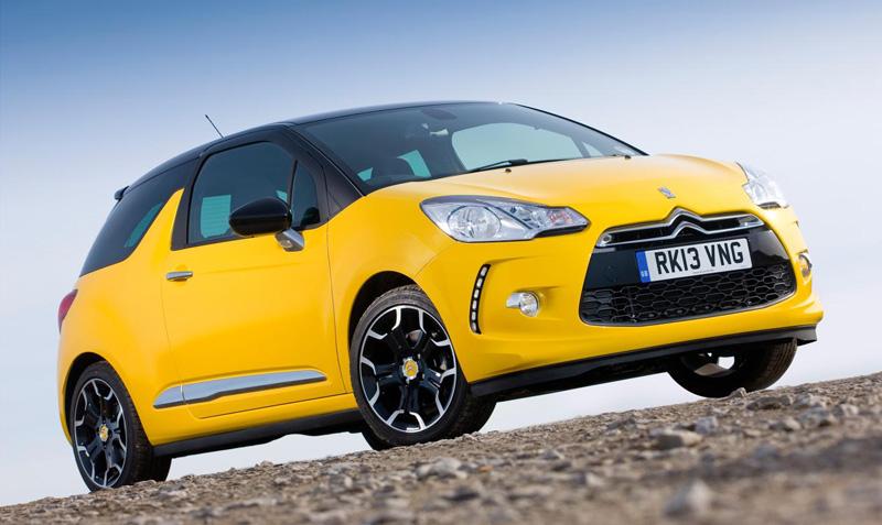 El Citroën DS3 está de estreno