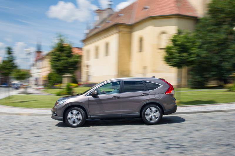 Honda CR-V 1.6 i-DTEC, lo probamos