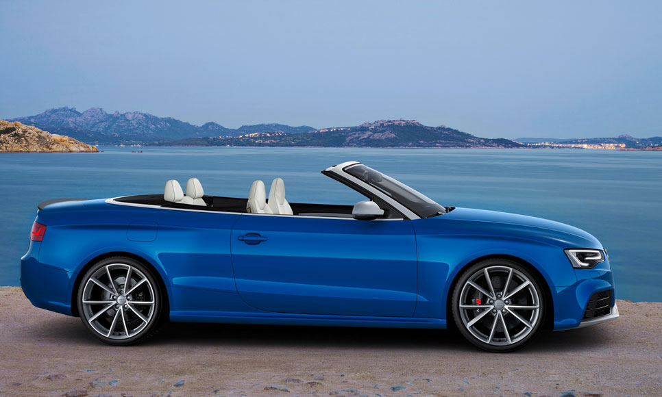 Gama Audi RS