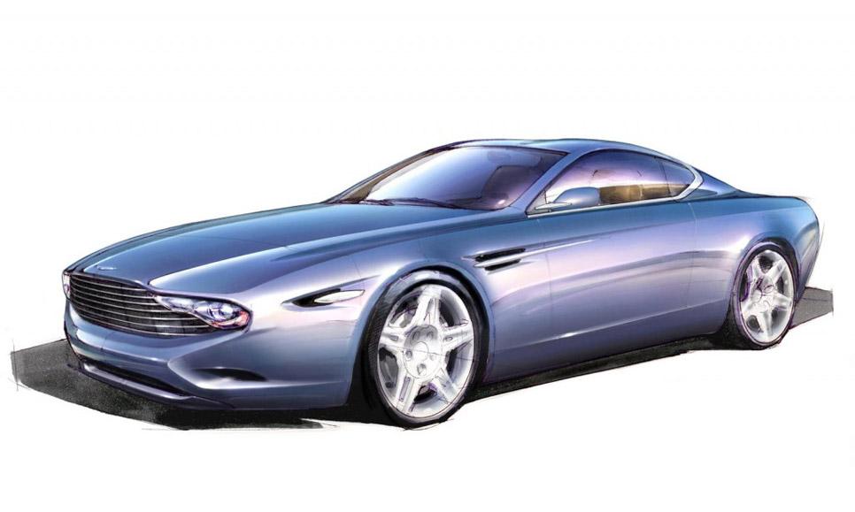 Aston Martin DBS Coupé y DB9 Volante Zagato Centennial