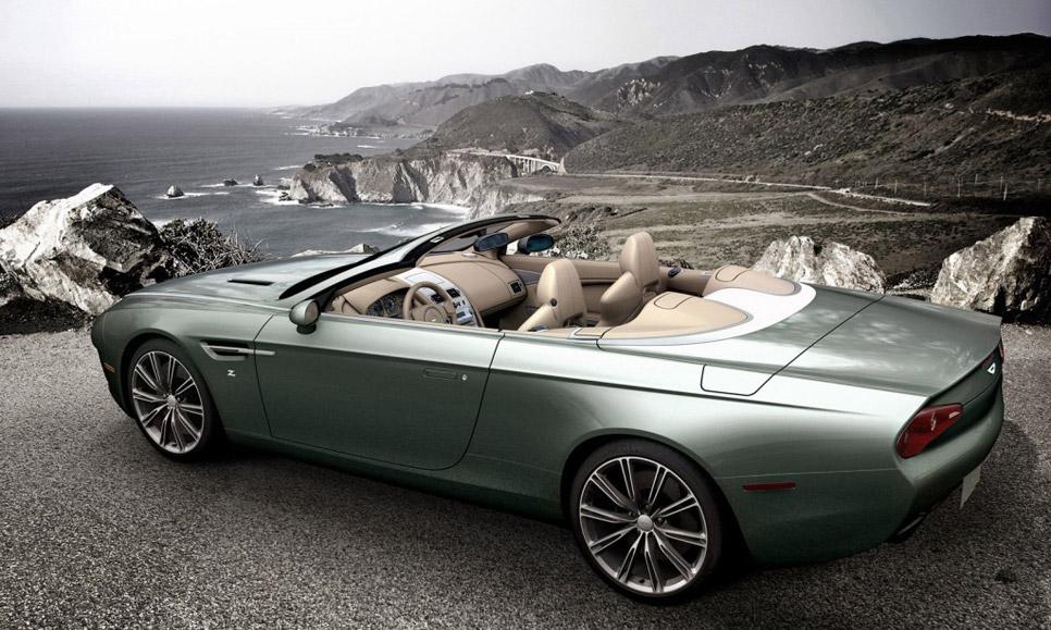 Aston Martin DB9 Volante Zagato Centennial